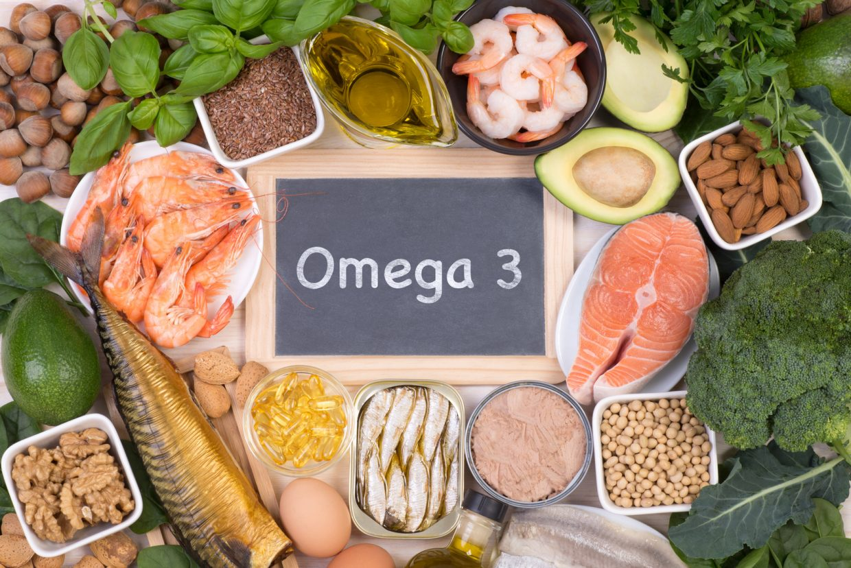 Omega-3-Fettsäuren